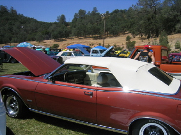 Shows - Half moon bay car show